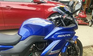 MOTORCYCLE SX-R DF250RTC for Sale in St. Louis, MO