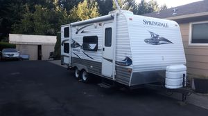 2011 keystone springdale 23' trailer for Sale in Scappoose, OR