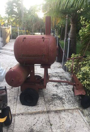 Custom BBQ Smoker Grill for Sale in Hillsboro Beach, FL