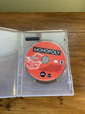 Nintendo wii Monopoly game for Sale in Portland, OR