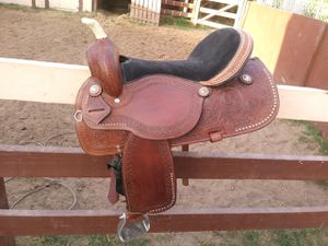 Leather Horse Saddle for Sale in City of Industry, CA