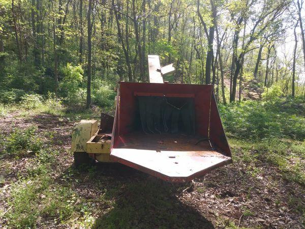 Asplundh Altec Whisper Chipper Model 4-25754 JEY 21745 for Sale in  Chattanooga, TN - OfferUp