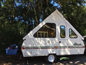 $11,000 FIRM -Custom 2000 Arrowhead Chalet A-frame Camper for Sale in University Place, WA