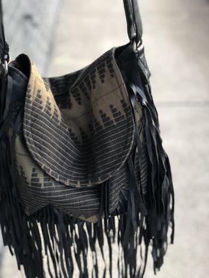 Vegan Leather Fringed Purse for Sale in Detroit, MI