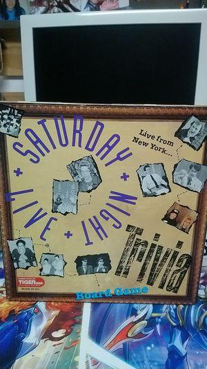 Saturday nigtt live board game for Sale in San Diego, CA