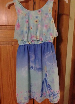 Cinderella dress size 7 for Sale in Independence, OH