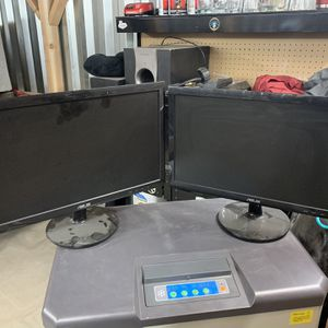 Dual Asus Monitors for Sale in Boulder City, NV