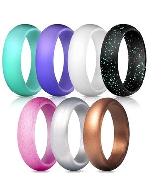 Silicone Rings 7 Pack for Sale in New York, NY