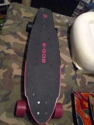 E go2 electric skateboard for Sale in Phoenix, AZ