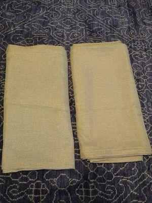 """Tan/buckwheat 84"""" Curtains for Sale in Sierra Vista, AZ"""