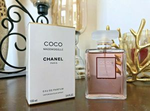 Coco Chanel mademoiselle 3.4 oz for Sale in North Las Vegas, NV