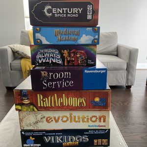 Bundle of Strategy Boardgames for Sale in Baltimore, MD