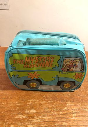 Mystery Machine Soft Lunch Box for Sale in San Diego, CA