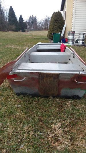 Jon boat for Sale in Freemansburg, PA