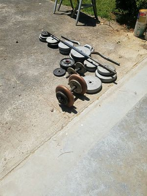 Weights Set for Sale in Marietta, GA
