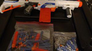 Nerf gun with bullets for Sale in Avondale, AZ