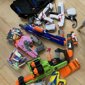 NERF GUN PACKAGE for Sale in Brooklyn, NY