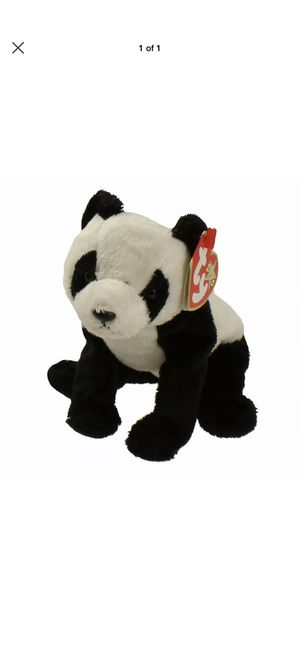 TY Beanie Baby - CHINA the Panda (7 inch) - MWMTs Stuffed Animal Toy for Sale in Oceanside, CA