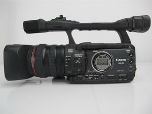 Video Camera - High Quality Like New: Canon XH-A1 for Sale in Marietta, GA
