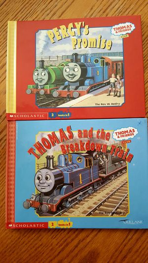 Thomas and friends hard cover books for Sale in Appleton, WI