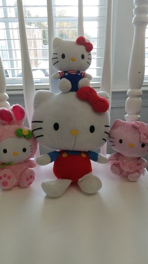 Hello Kitty Set!! for Sale in Raleigh, NC
