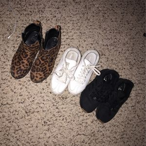 Youth Size 13 Shoes for Sale in Raleigh, NC