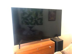 55in TCL Roku TV for Sale in Mesa, AZ