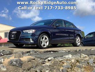 2017 Audi A3 Sedan for Sale in Ephrata,  PA