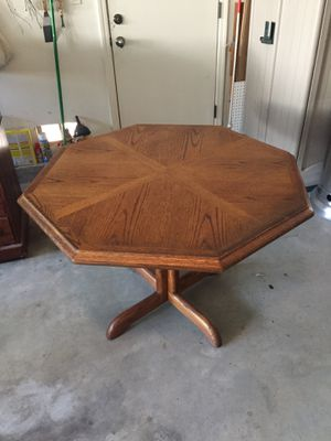 Wooden breakfast table for Sale in Novato, CA