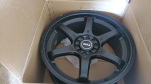 NS series rims for Sale in Sunnyvale, CA
