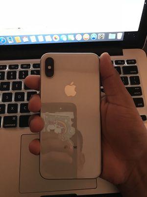 Iphone X for Sale in Orange Cove, CA