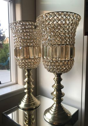2 candle holders. for Sale in Discovery Bay, CA