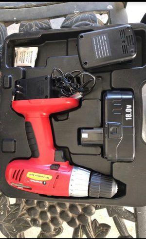 18v cordless drill for Sale in Etiwanda, CA