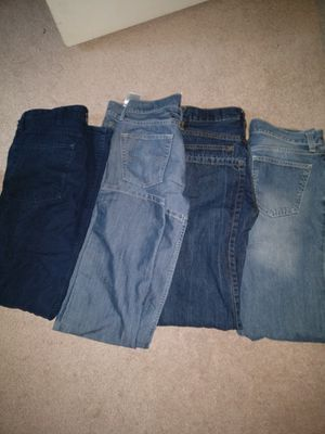 Brand name jeans from j crew, APT-9, Levi Strauss for Sale in Evesham Township, NJ