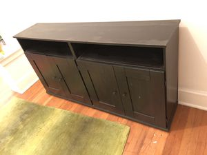 FREE MUST PICK UP RIGHT NOW IKEA entertainment center/armoire/shelving for Sale in Portland, OR