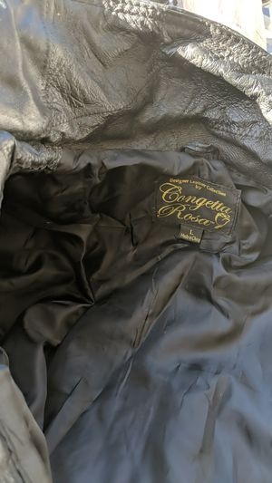 Leather Jacket Large for Sale in Tuscaloosa, AL