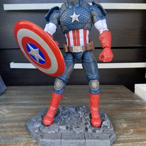 Marvel Legends Captain America $30 for Sale in Fontana, CA