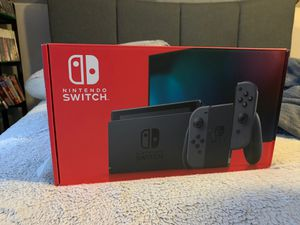 Grey Nintendo Switch for Sale in Chicago, IL
