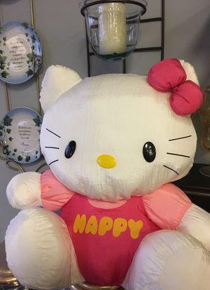 "Hello kitty 19"" plush for Sale in Alpharetta, GA"