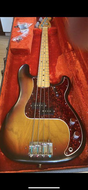 RARE 1971 Precision Bass guitar! for Sale in Silver Spring, MD