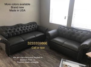 $599 brand new two pieces sofa set for Sale in Downey, CA