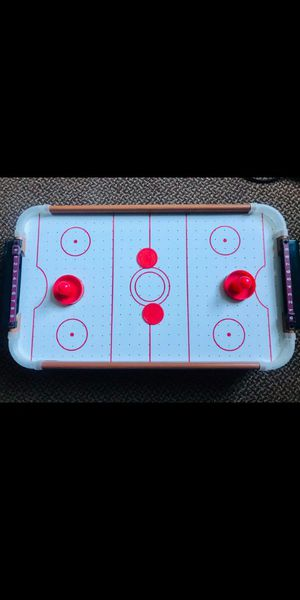 Glow Air Hockey Table for Sale in Raleigh, NC
