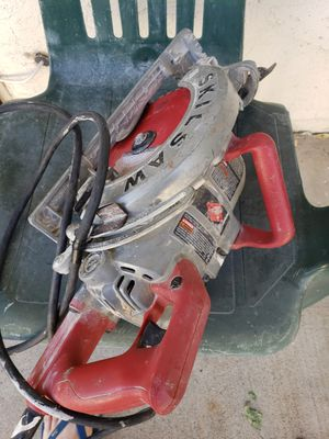 Skill saw,ladders, paint sprayer {contact info removed} for Sale in Suisun City, CA