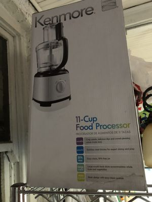 Kenmore food processor (new) for Sale in Chicago, IL