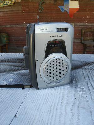 Old School Voice Recorder for Sale in San Antonio, TX