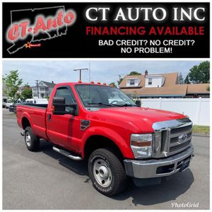 2008 Ford Super Duty F-350 SRW for Sale in Bridgeport, CT
