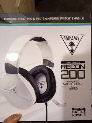 Turtle Beach gaming headset for Sale in Clovis, CA