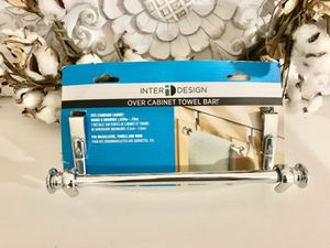 New over the kitchen cabinet towel bar holder for Sale in Henderson, NV