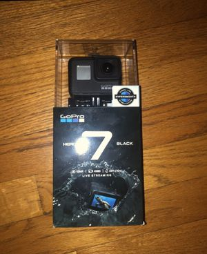 GoPro Hero 7 Black for Sale in Madison, CT