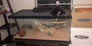 50 gal tank for fish or reptile for Sale in Austin, TX